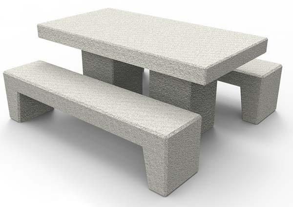 Colorado Table And Bench