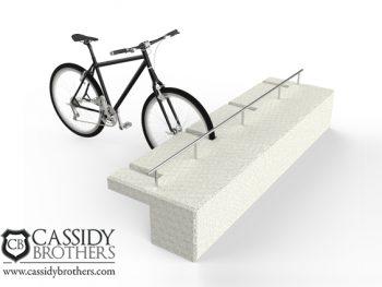Drais bike rack.