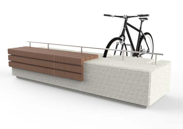 Amsterdam Comte Bike Rack