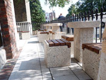 cheshire bench