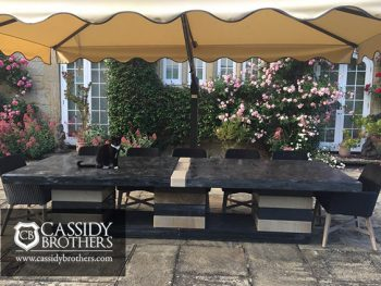 Kent Table by Cassidy Brothers