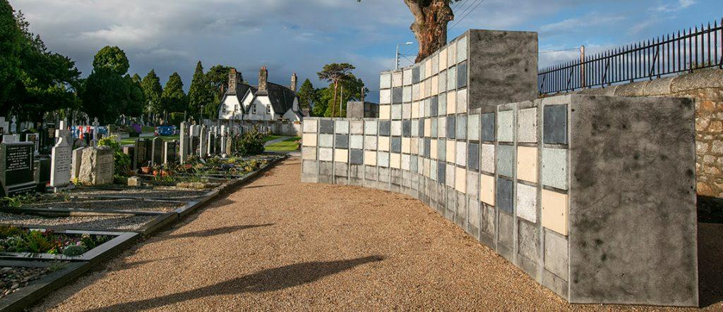 Deanesgrange concrete installation