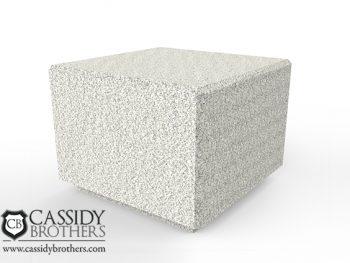 Rossa Concrete Cube Seat