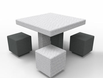 ecofit table and seats