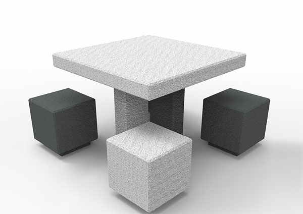 EcoFit Table and Seating