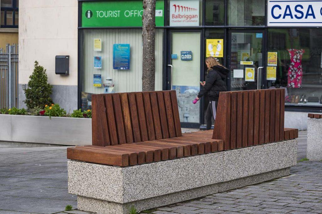 Balbriggan commercial benches